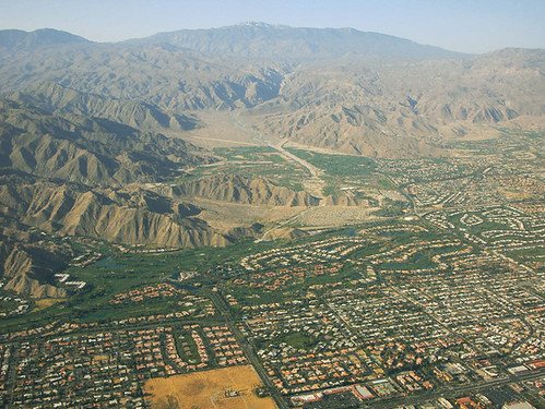 Above Palm Desert and Highway 74, Coachella Valley, California | by cocoi_m