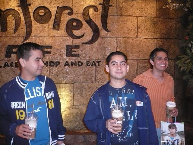 Rainforest Cafe Arizona Mills Mall Menu