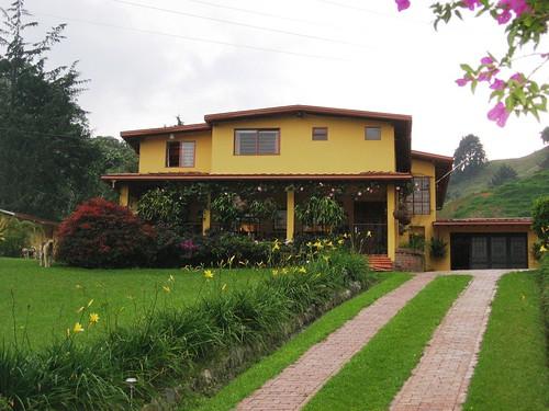 Casa de campo san antonio de prado medell n antioquia - Paisajes de casas de campo ...
