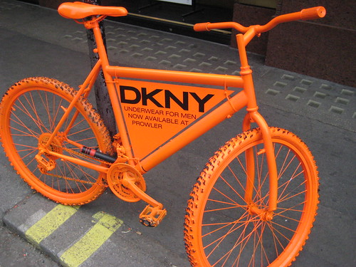 DKNY Bike | by RachelC