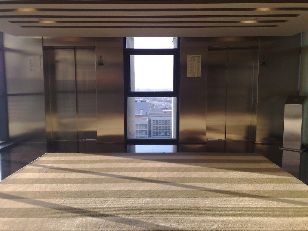 15th floor hesperia tower hotel barcelona 15th floor for 15th floor