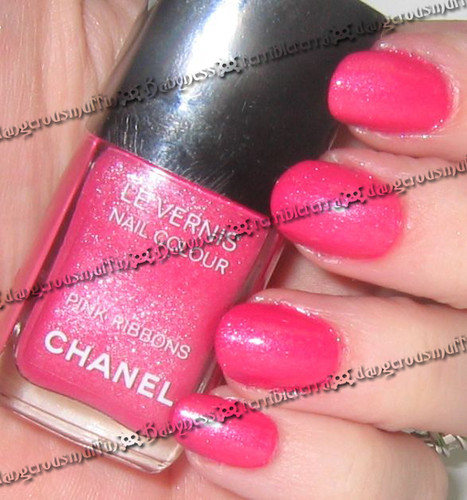Chanel - Pink Ribbons | by Babyness