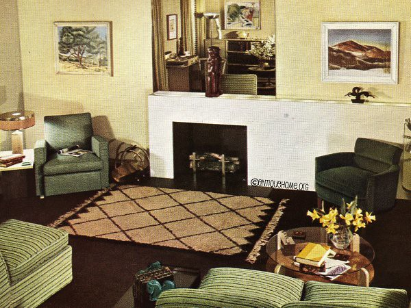 1950s livingroom 1950 living room interior design ideas - 1950 s living room decorating ideas ...