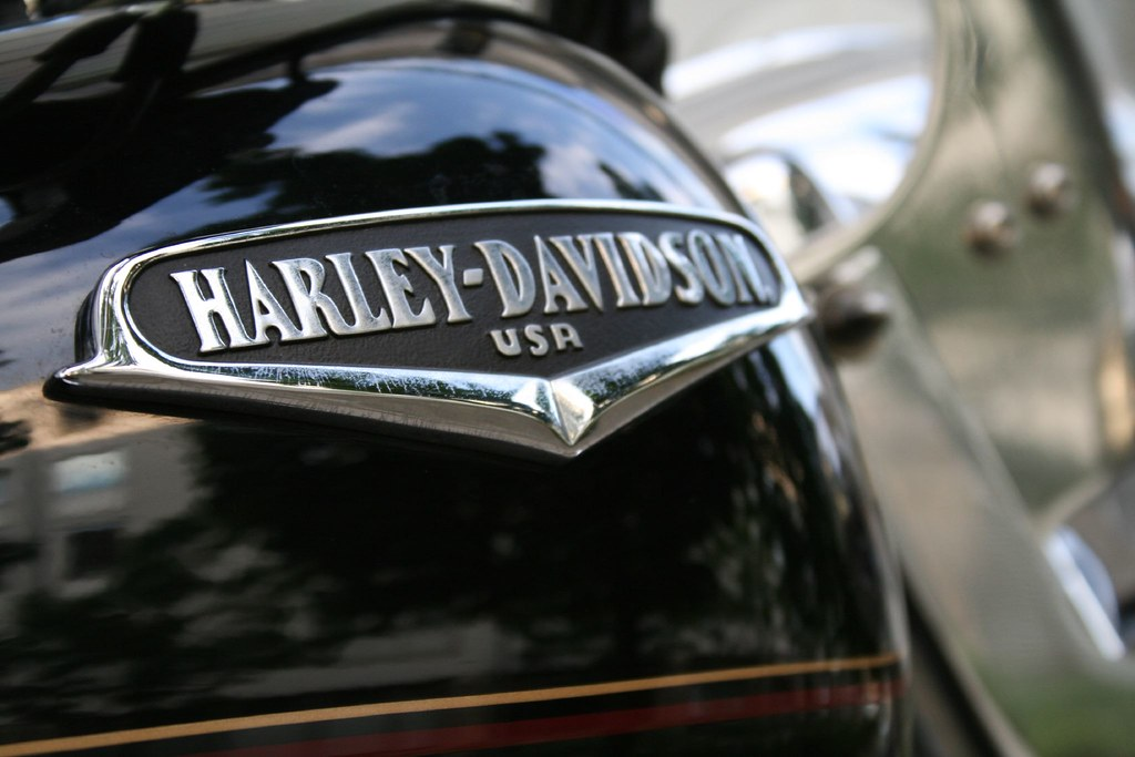 harley davidson new target strategy It's important for investors to take a look at an automaker's marketing strategy to  matt lauer buys a new harley-davidson  analysts' target.