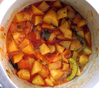 Potato Curry in Pressure Cooker | by prolix6x