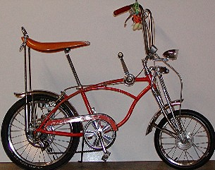 1969 Schwinn Sting-ray Orange Krate 5-speed
