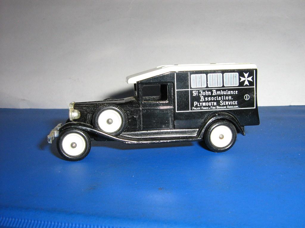 Packard Van St Johns Ambulance Plymouth Service Flickr