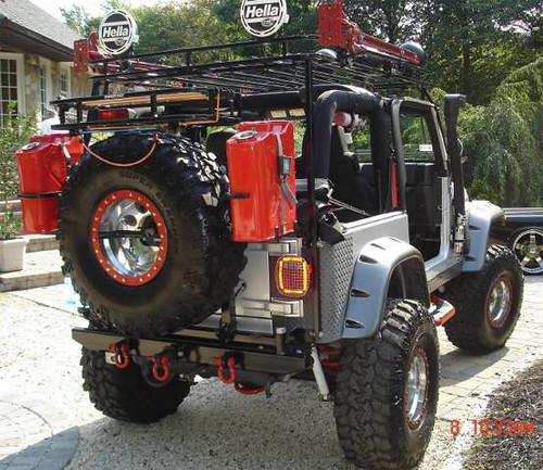 Jeep Wrangler Rubicon Lifted Jeep Wrangler Rubicon With