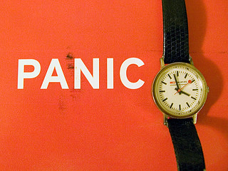 panic | by litherland