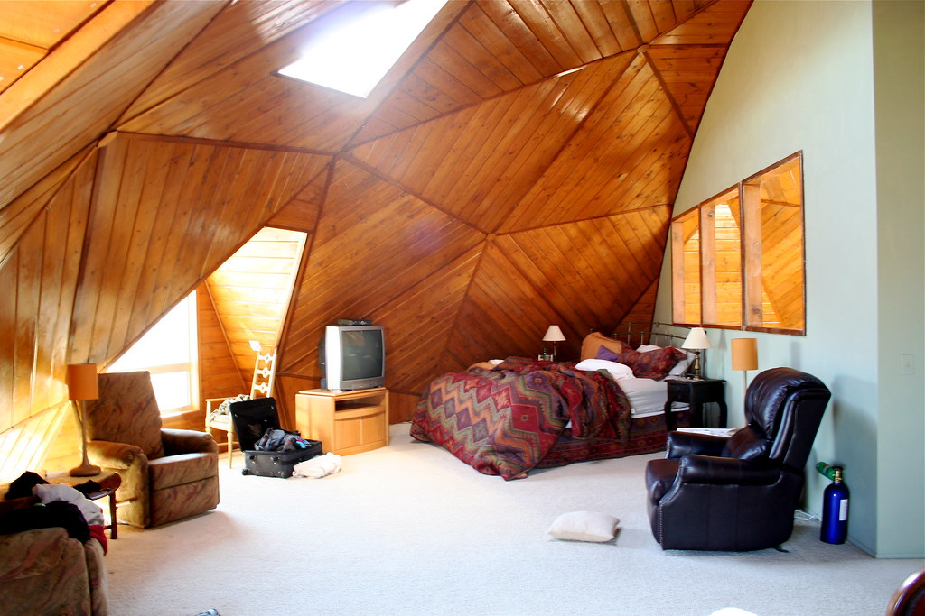 ... Joshua Tree Dome House   By JasonEscapist
