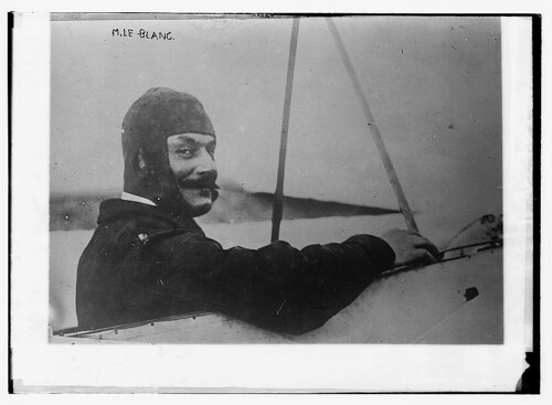 M. Le Blanc  (LOC) | by The Library of Congress