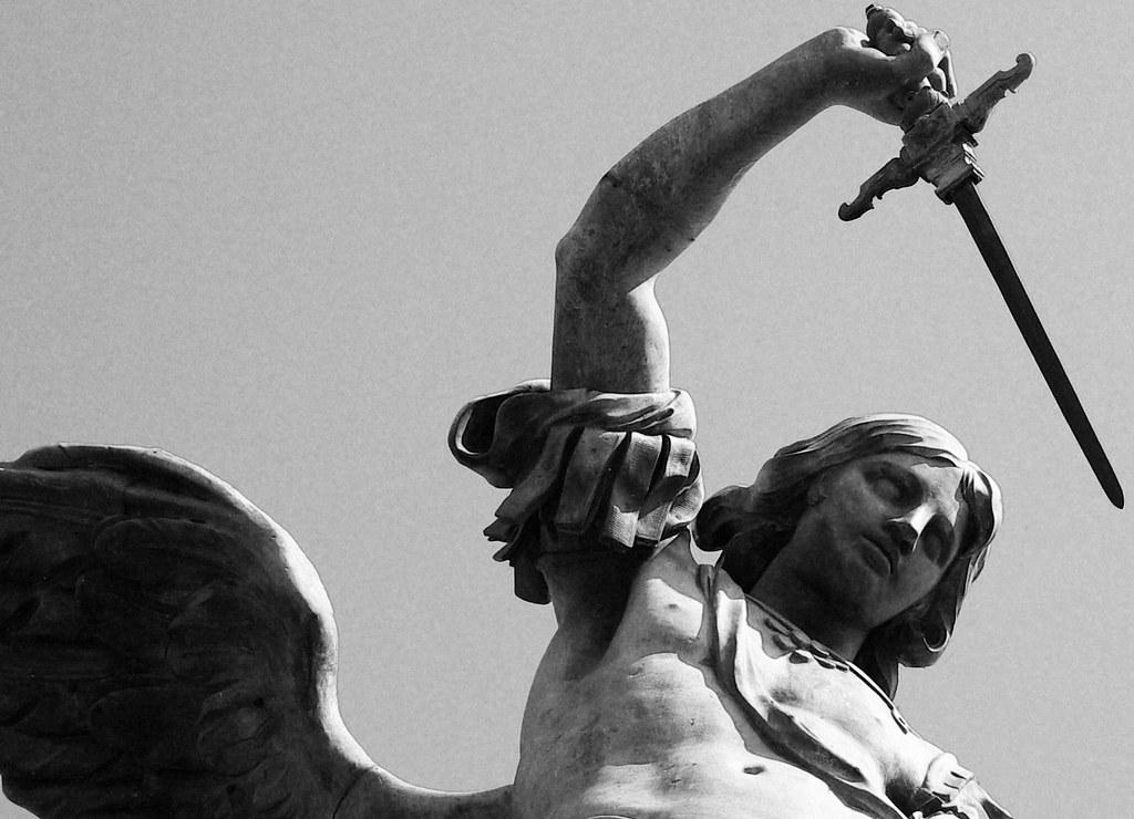 Engel Oder Bengel engel oder bengel rom engelsburg beat schwerzmann flickr