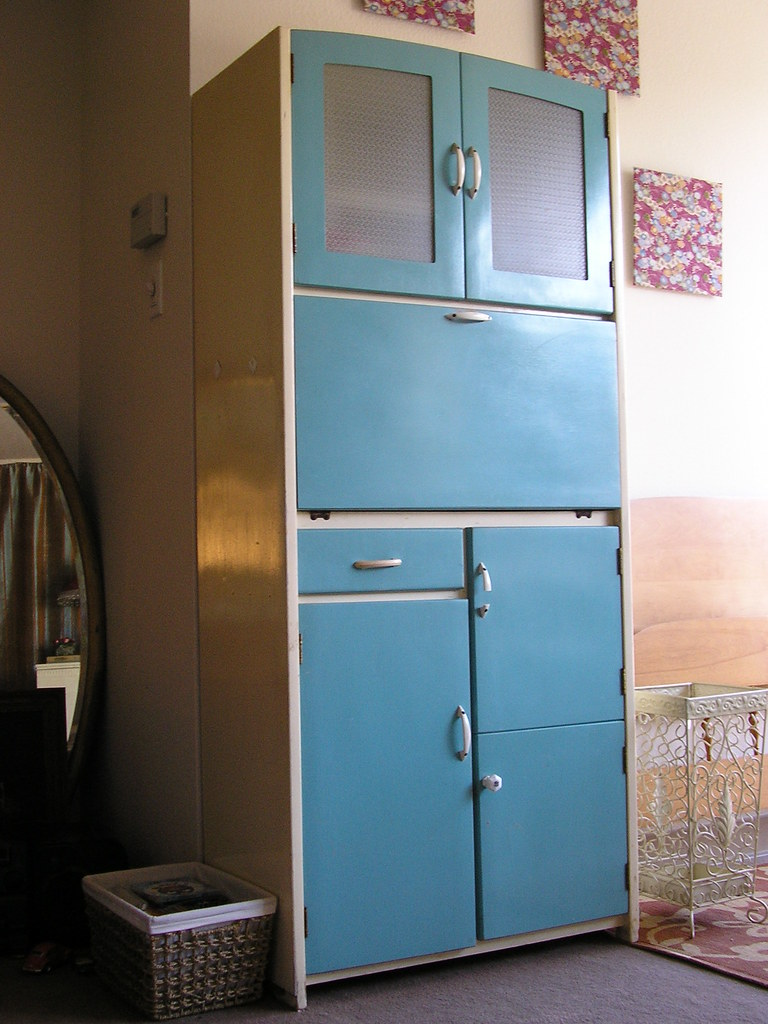 Vintage Kitchen Cabinet Paint Colors