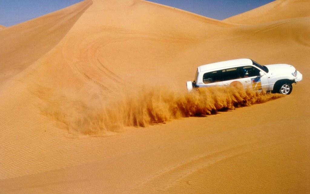 Dubai 4x4 Desert Safari