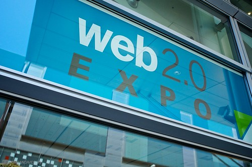 Web 2.0 Expo Sign | by duncandavidson