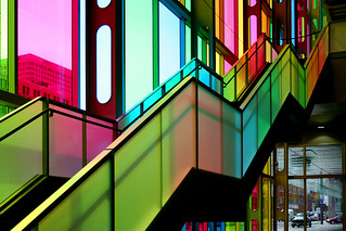 Rainbow Staircase | by Scott Norsworthy