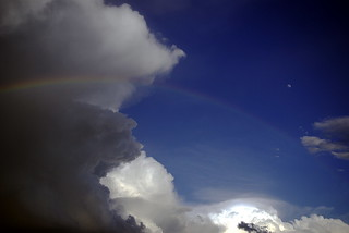 Rainbow on the moon | by Le Monolecte