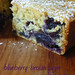 blueberry-brown sugar plain cake