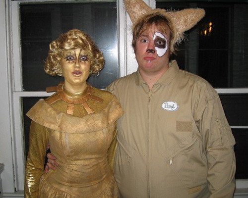 how to make spaceballs costume