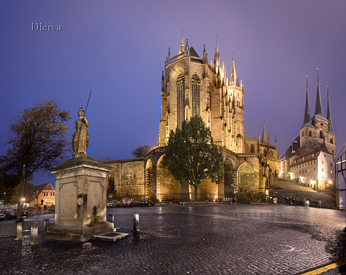 erfurt cathedral germany domingo leiva flickr. Black Bedroom Furniture Sets. Home Design Ideas