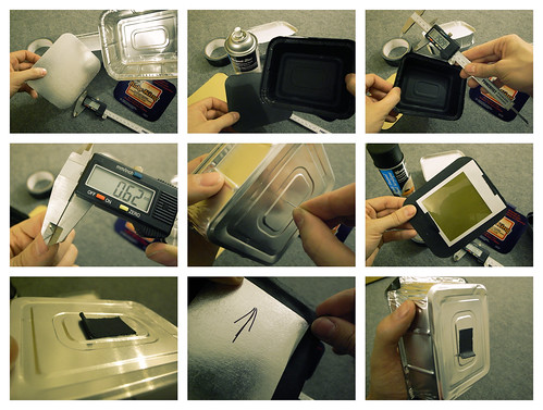 let's make a pinhole polaroid camera! | by spDuchamp