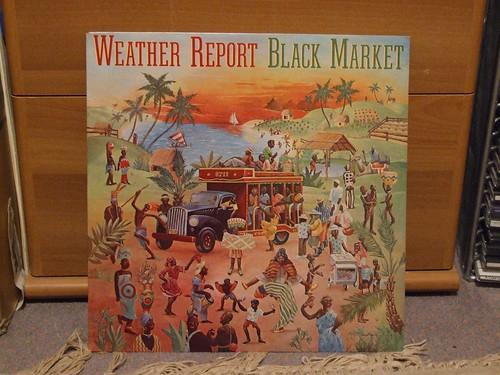 Weather Report Black Market Original Pressing From