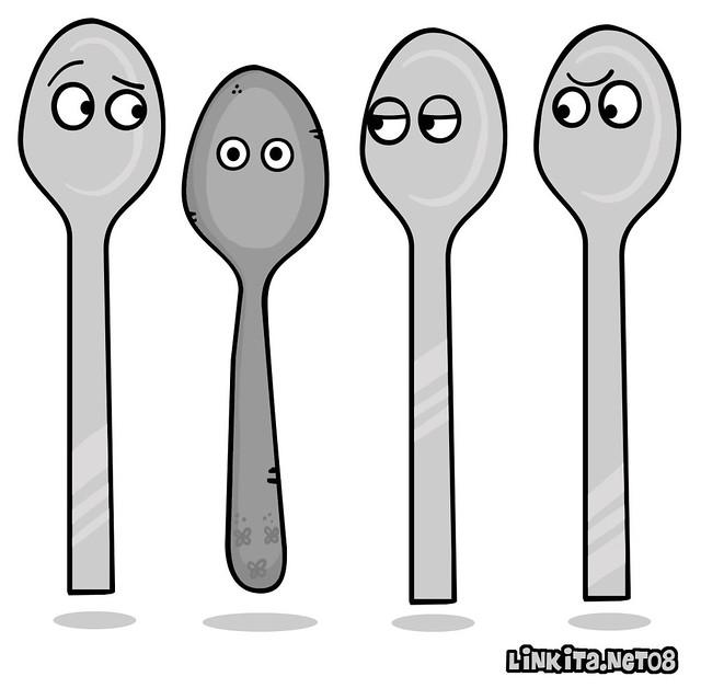 Historia de la cuchara y el tenedor | Restaurant La Casa