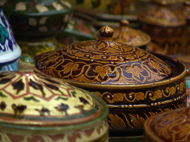 Pottery Of Hala Sindh Pakistan Beautiful Pottery Of