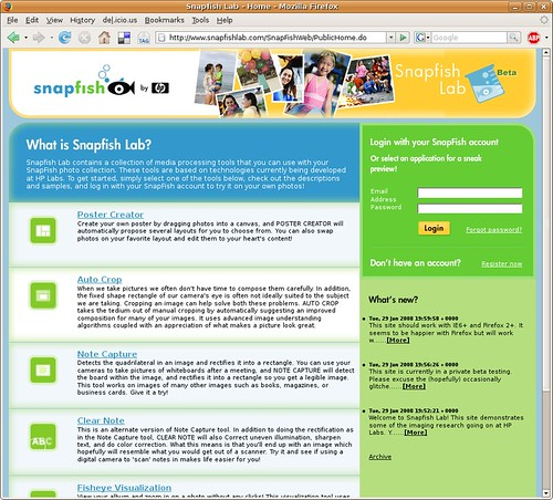 Snapfish Lab | Flickr