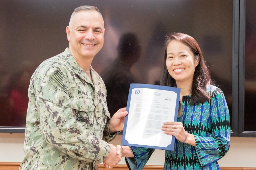 2017 LDP Recipient Joanna Victorino | NAVFAC Pacific Command… | Flickr