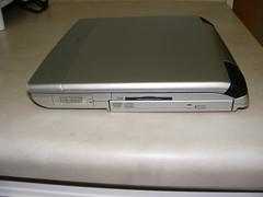 Toshiba Portege 4010 Rightside