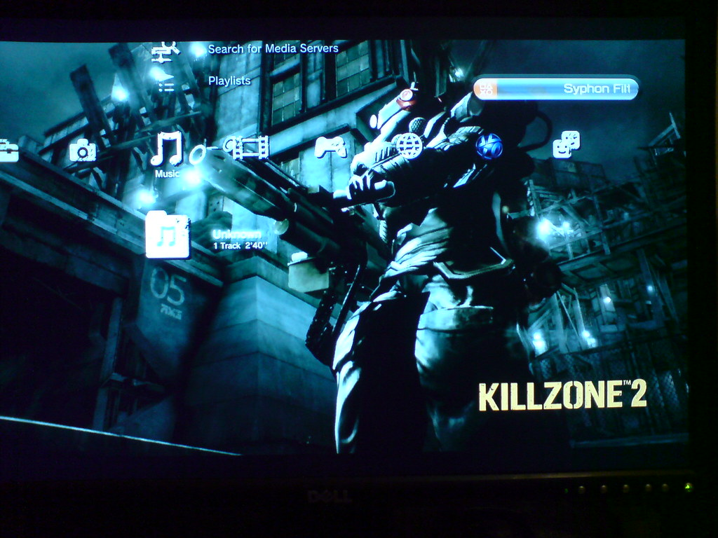 Killzone 2 PS3 Theme from the PlayStation Store | New ps3 th