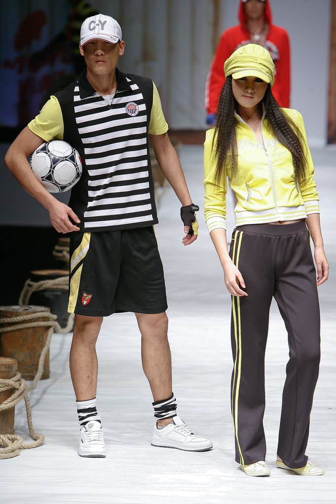 China Fashion Week Chrislle