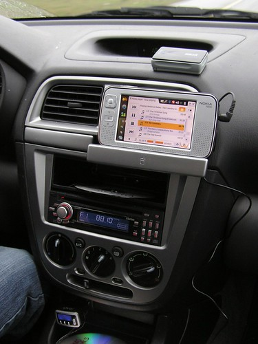 N800 GPS Jukebox | by Qole Tech