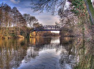 Derby Handyside bridge | by AJain's pics