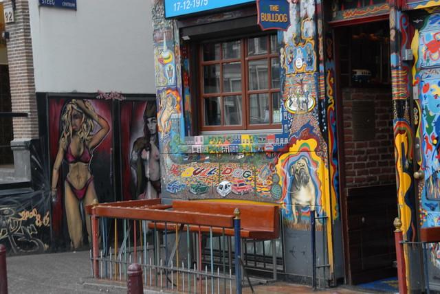 Coffee Shop The Bulldog