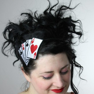 playingcards | by Janine Basil Hats