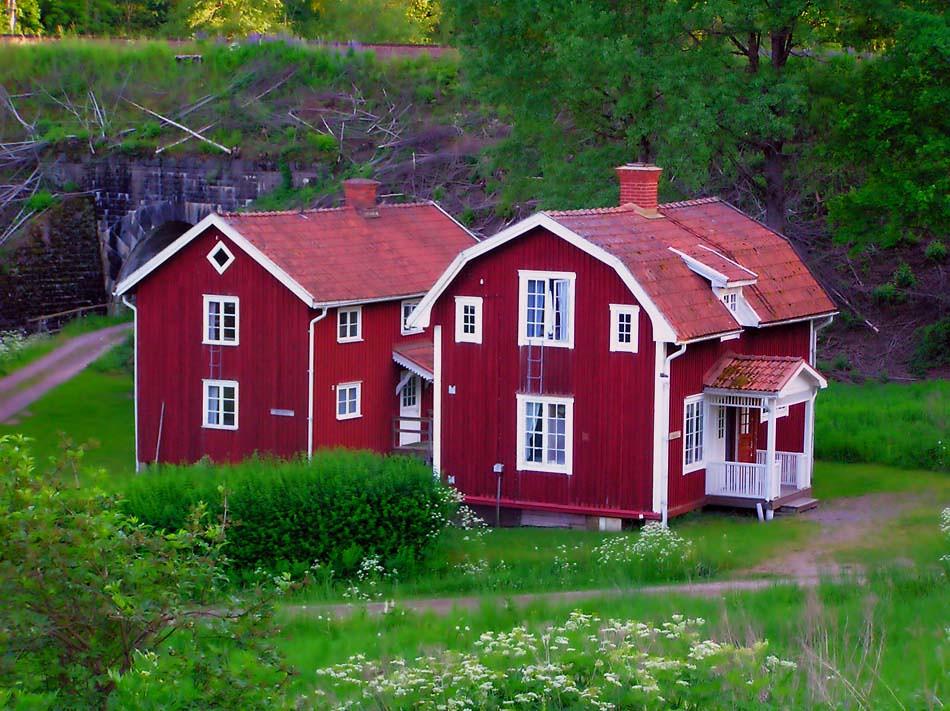 Traditional Swedish House Neilstha Flickr - Traditional swedish homes