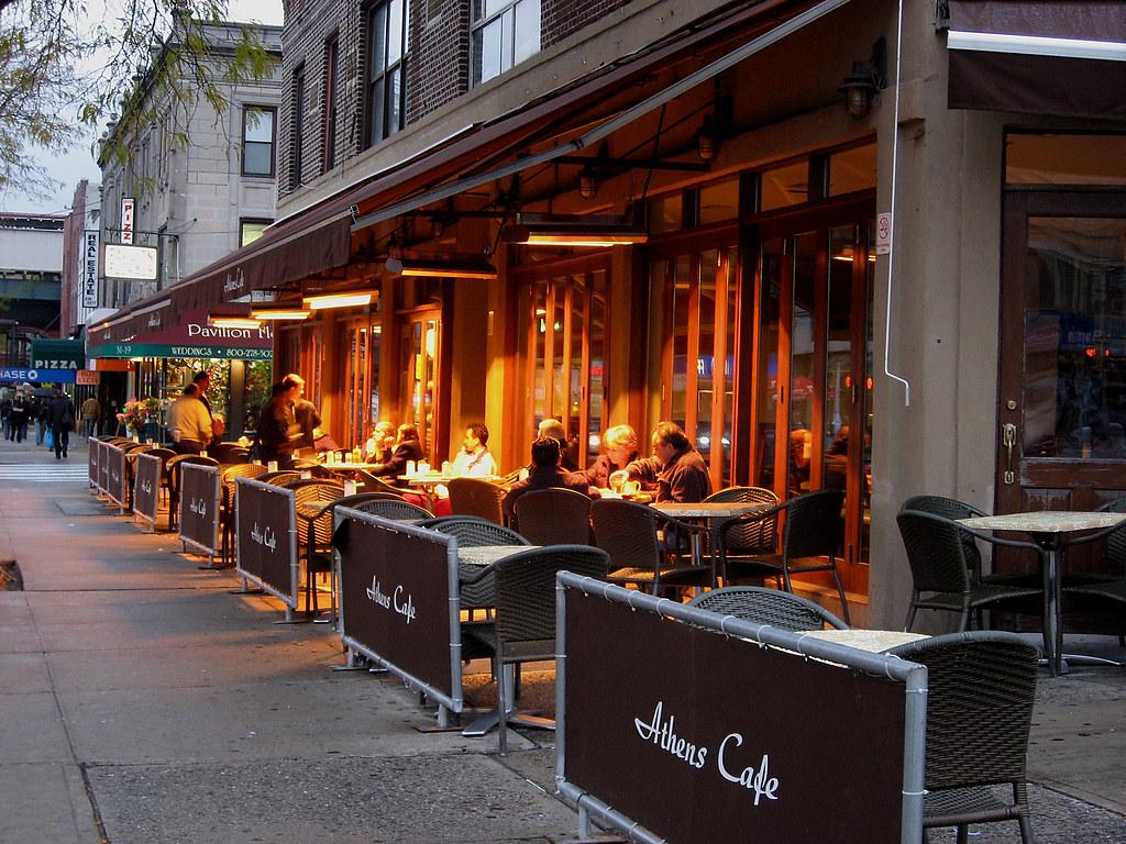 Taverna Restaurant Nyc