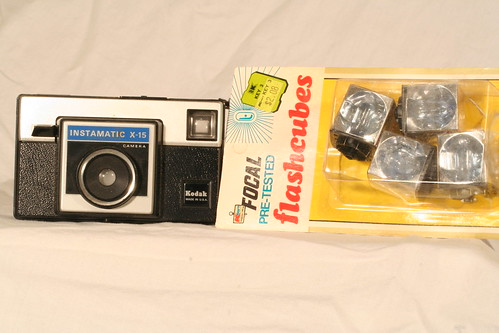 INSTAMATIC WITH FLASH CUBES | by dig dave