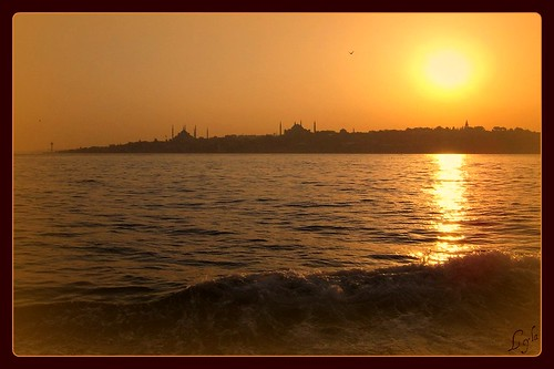 Istanbul From the Ferry | by Kuzeytac