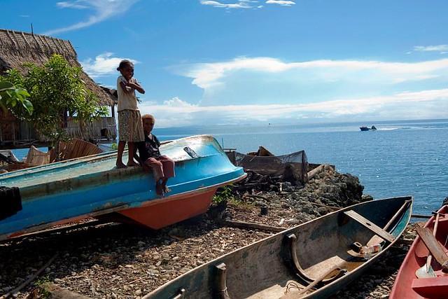 gizo solomon islands on 2 april 2007 a tsunami struck