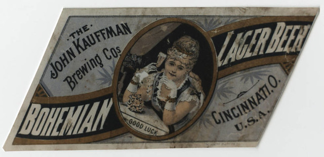 John_Kauffman_Brewing_Company_beer_label