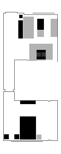 tentative apartment layout | by striatic