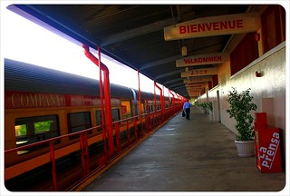 Panama Canal Train Station1 | by globetrottergirls