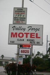 Valley Forge Motel St Pete