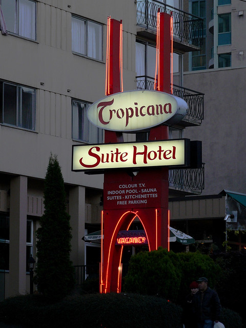 Tropicana Hotel Vancouver Downtown