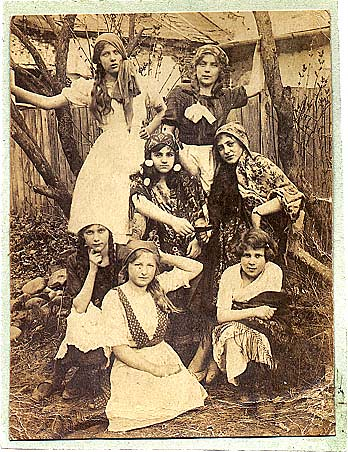 gypsy jewish single women A small sampling of our female clientele in their 30s.