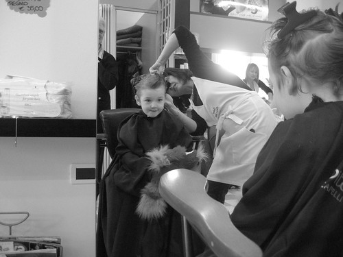 Miles's first Italian Haircut | by snakepliskens