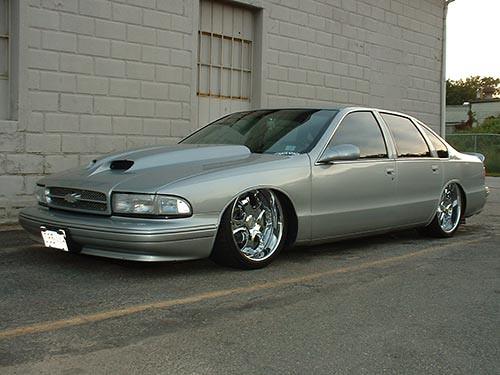 Custom 95' Chevy Impala SS | 95' Chevy Impala SS, custom ...